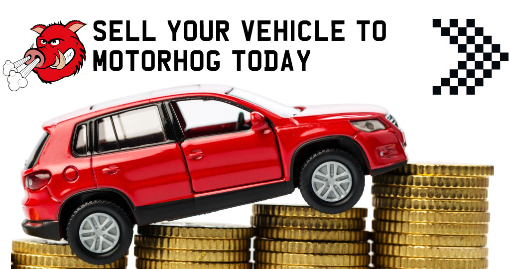 Sell your car with Motorhog