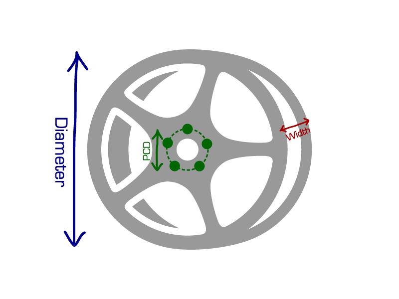 Alloy Wheel Ford Ka  Inch Alloy Wheel Rim Whl